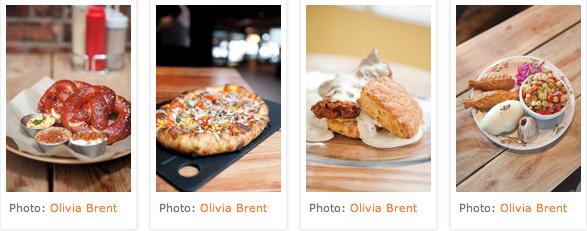 Olivia Brent Seattle Food Photographer Tom Douglas Chart