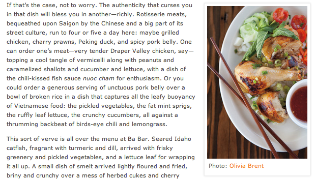 Olivia Brent Seattle Met October Review Ba Bar