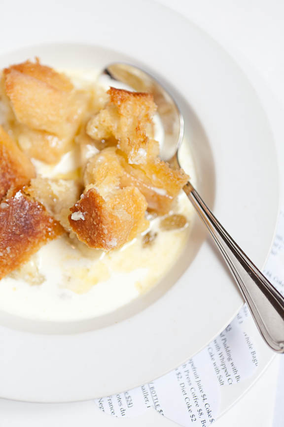 Olivia Brent Seattle Food Photography Seattle Met Bread Pudding
