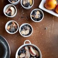 Olivia Brent Food Photographer Seattle Cobbler Berries Ingredients