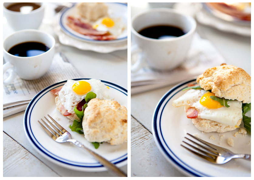 Olivia Brent Food Photographer Breakfast Promo Spring