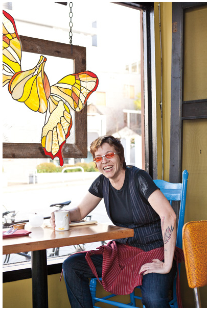 Seattle Food Photographer Olivia Brent Magazine Skelly and the Bean