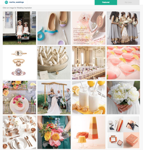 Instagram Olivia Brent Photography Mora Martha Stewart Weddings