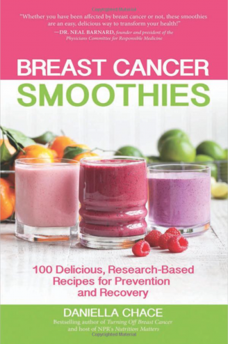 Seattle Food Photographer, Olivia Brent, smoothie, breast cancer, cookbook